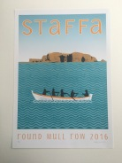 Staffa Digital Print