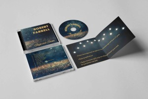 Rober Farrell CD Mock Up