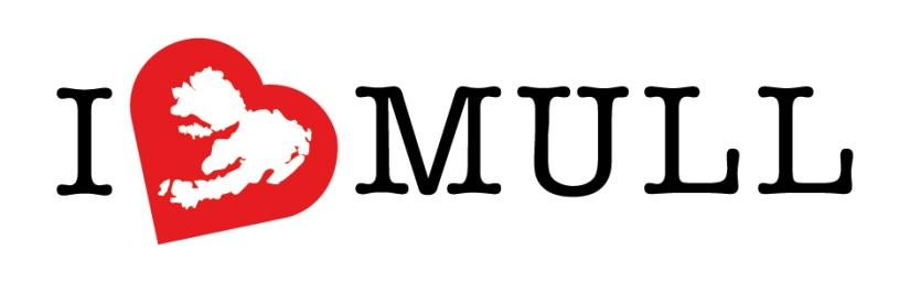 I Love Mull Magnet-01